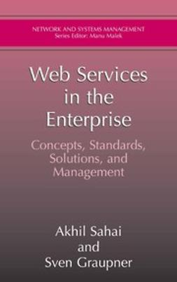 Graupner, Sven - Web Services in the Enterprise, e-bok