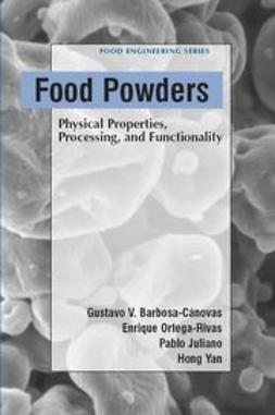Barbosa-Cánovas, Gustavo V. - Food Powders, e-kirja