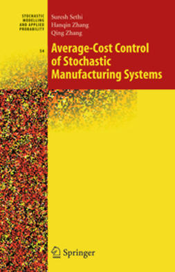 Average—Cost Control of Stochastic Manufacturing Systems