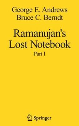 Ramanujan's Lost Notebook