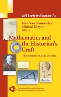 Brummelen, Glen - Mathematics and the Historian's Craft, ebook