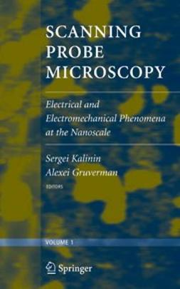 Gruverman, Alexei - Scanning Probe Microscopy, ebook