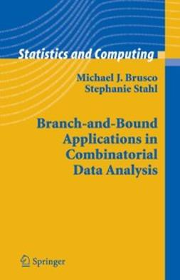 Brusco, Michael J. - Branch-and-Bound Applications in Combinatorial Data Analysis, ebook