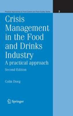 Doeg, Colin - Crisis Management in the Food and Drinks Industry, ebook