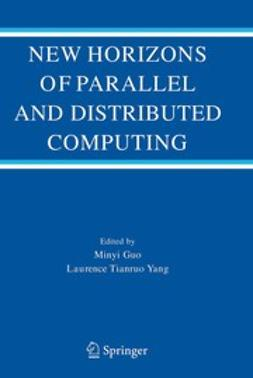 Guo, Minyi - New Horizons of Parallel and Distributed Computing, ebook