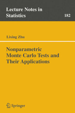 Zhu, Lixing - Nonparametric Monte Carlo Tests and Their Applications, ebook
