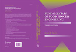 Toledo, Romeo T. - Fundamentals of Food Process Engineering, e-kirja