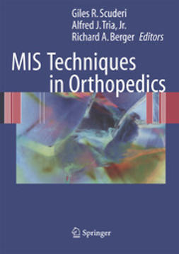 Scuderi, Giles R. - MIS Techniques in Orthopedics, e-bok
