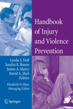 Bonzo, Sandra E. - Handbook of Injury and Violence Prevention, ebook