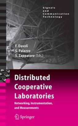 Davoli, Franco - Distributed Cooperative Laboratories: Networking, Instrumentation, and Measurements, ebook
