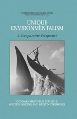 Bortne, Øystein - Unique Environmentalism, ebook