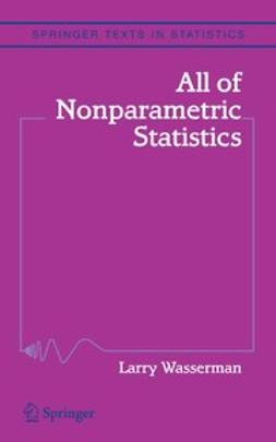 Wasserman, Larry - All of Nonparametric Statistics, ebook