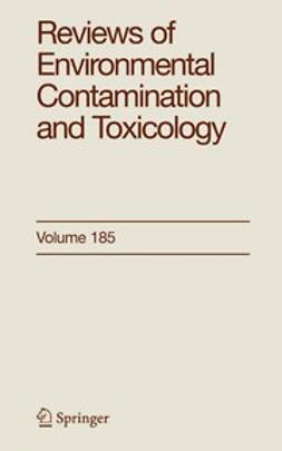 Doerge, Daniel R. - Reviews of Environmental Contamination and Toxicology, ebook