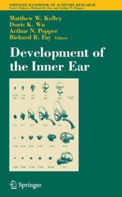 Fay, Richard R. - Development of the Inner Ear, ebook