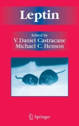 Castracane, V. Daniel - Leptin, ebook