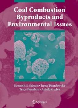 Alva, Ashok K. - Coal Combustion Byproducts and Environmental Issues, ebook