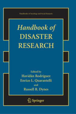 Dynes, Russell R. - Handbook of Disaster Research, ebook