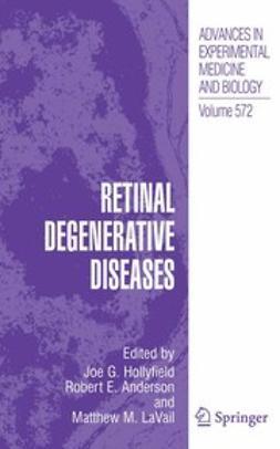 Anderson, Robert E. - Retinal Degenerative Diseases, e-bok