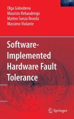 Goloubeva, Olga - Software-Implemented Hardware Fault Tolerance, ebook