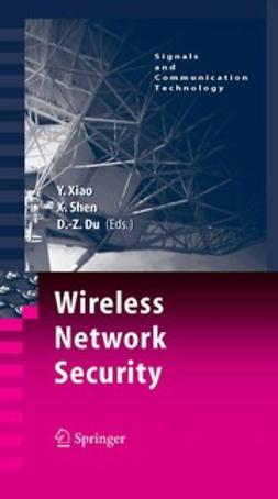 Du, Ding-Zhu - Wireless Network Security, ebook