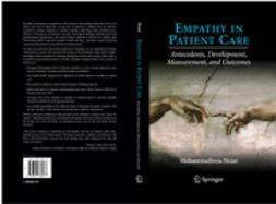 Hojat, Mohammadreza - Empathy in Patient Care, e-kirja