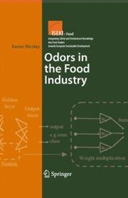 Nicolay, Xavier - Odors in the Food Industry, ebook