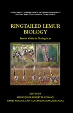 Jolly, Alison - Ringtailed Lemur Biology, ebook
