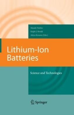 Yoshio, Masaki - Lithium-Ion Batteries, ebook