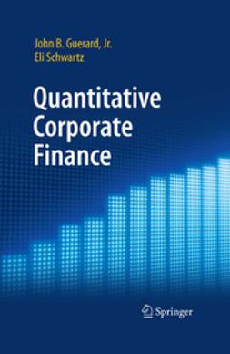 Guerard, John B. - Quantitative Corporate Finance, ebook