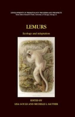 Gould, Lisa - Lemurs, ebook
