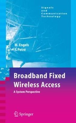 Engels, Marc - Broadband Fixed Wireless Access, ebook