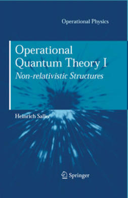 Operational Quantum Theory I