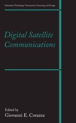 Corazza, Giovanni - Digital Satellite Communications, ebook