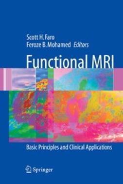 Faro, Scott H. - Functional MRI, ebook