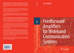 Legarda, Jon - Feedforward Amplifiers for Wideband Communication Systems, ebook