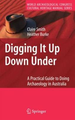 Burke, Heather - Digging It Up Down Under, ebook