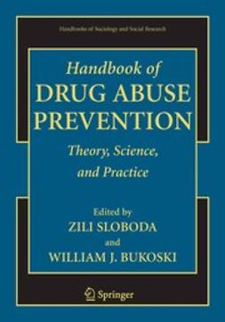 Sloboda, Zili - Handbook of Drug Abuse Prevention, ebook