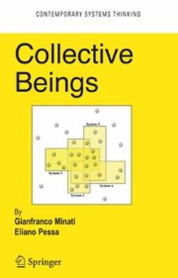 Minati, Gianfranco - Collective Beings, ebook