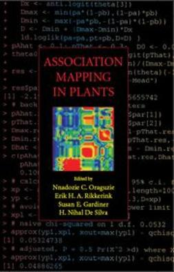 Gardiner, Susan E. - Association Mapping in Plants, ebook