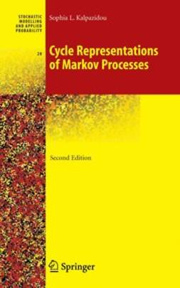 Kalpazidou, Sophia L. - Cycle Representations of Markov Processes, ebook