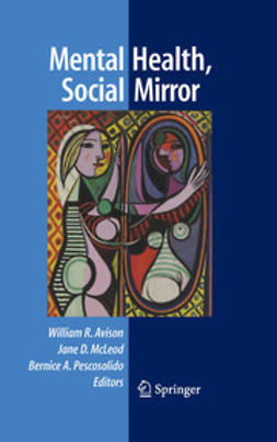 Avison, William R. - Mental Health, Social Mirror, ebook
