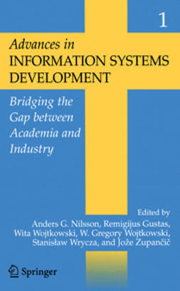 Nilsson, Anders G. - Advances in Information Systems Development, e-bok