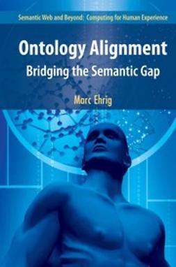 Ehrig, Marc - Ontology Alignment, ebook