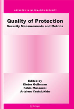 Gollmann, Dieter - Quality of Protection, ebook