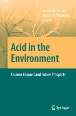 Visgilio, Gerald R. - Acid in the Environment, ebook