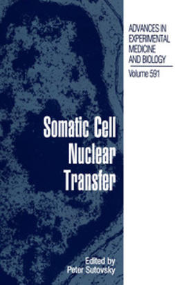 Sutovsky, Peter - Somatic Cell Nuclear Transfer, ebook