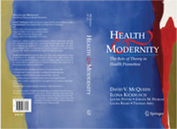 Abel, Thomas - Health and Modernity, e-bok