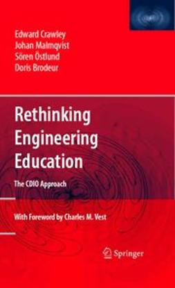 Brodeur, Doris R. - Rethinking Engineering Education, ebook