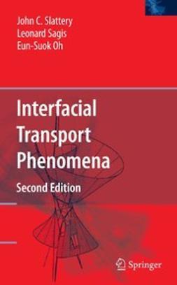 Oh, Eun-Suok - Interfacial Transport Phenomena, ebook