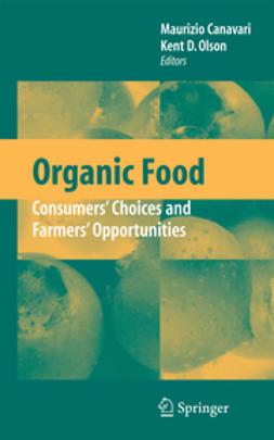 Canavari, Maurizio - Organic Food, ebook
